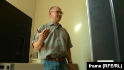 Віталій Шпиг – кліматолог і метеоролог Українського метеорологічного інституту
