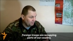 Ukrainian Nationalist Speaking To RFE/RL Shortly Before Death