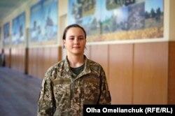 15-річна Аполінарія Іванова готувалася до вступу в КВЛ із 2014 року: дівчина їздила у патріотичні військові табори для дітей
