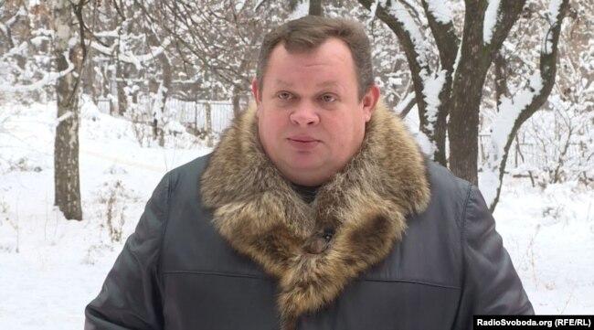 Юрій Карін, координатор групи «Інформаційний спротив»