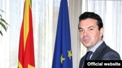 Македонскиот министер за надворешни работи Никола Попоски