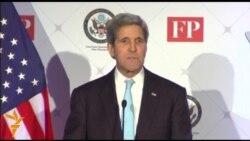 Кери: светот нема да биде заплашен од ИД