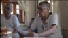 Внуки Абдуллы Кадыри: Джамшид (слева) и Хуршид. Ташкент, 31 мая 2021 года.
