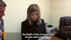 Crimea's Chief Prosecutor Threatens To Ban Mejlis