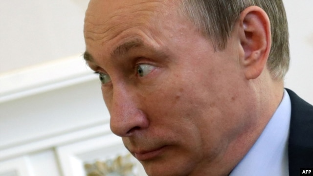 Володимир Путін, архівна фотографія