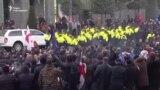 თბილისში დღეს საპროტესტო აქციის 37 მონაწილე დააკავეს