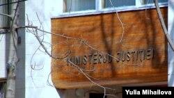 Moldova - Ministry of Justice, undated