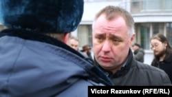 Gредседатель Объединения перевозчиков России Андрей Бажутин