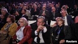 """Оцелели от конлагера """"Аушвиц"""" на церемонията в Йерусалим"""
