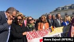 Predstavnici Kosova i EU podržali paradu
