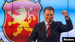 Treba se okrenuti sprovođenju ekonomskih reformi i otvaranju novih radnih mesta: Nikola Gruevski
