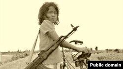 Атлас мира: спасти детей-солдат