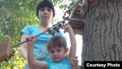 Приемные дочери Лейлы Гамзатовой