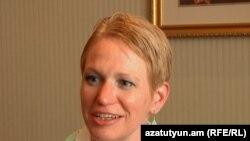 Celeste Wallander, U.S. deputy assistant secretary of defense