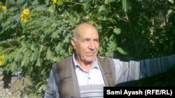 عبد الرزاق، معلم متقاعد ي المقدادية