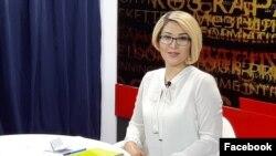 Жылдыз Бекбаева.