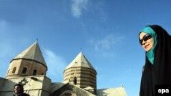 İranda yerləşən kilsələrdən biri