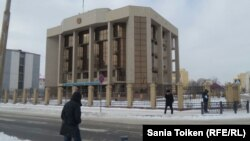 У Атырауской областной прокуратуры.