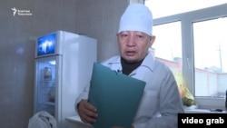 Ашым (Хашим) Зайналиев.