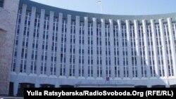 Будівля Дніпропетровської міської ради