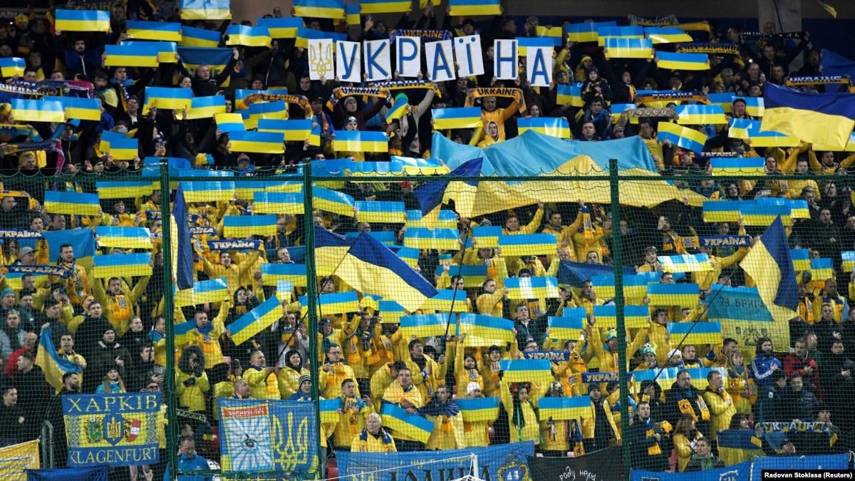 Сборная Украины поднялась на 27 место в рейтинге ФИФА