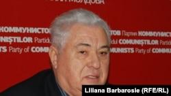 Vladimir Voronin condemned the registration.