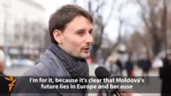 Видео анкета: Молдавија и интеграцијата во Европската Унија