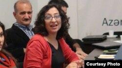Тахмина Тагизаде