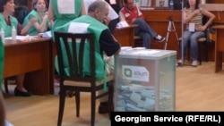 Результаты выборов официально не объявлены