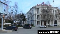 Севастополь, площадь Нахимова