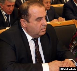 Фото из сайта президента Таджикистана