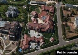 Дом Дмитрия Саблина, о котором сообщал сайт ФБК