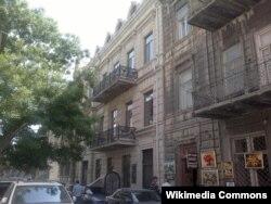 Əhməd bəy Pepinovun Bakıda yaşadığı bina