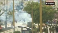 Përleshje mes palestinezëve dhe forcave izraelite pas vendimit të Trumpit