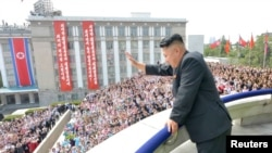 Корейський лідер Кім Чен Ин