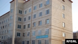 Облыстық перхзентхана. Атырау, 13 қаңтар 2009 ж.