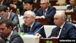Татарстан Дәүләт шурасы утырышы
