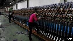 Prodhues tekstili në Kosovë