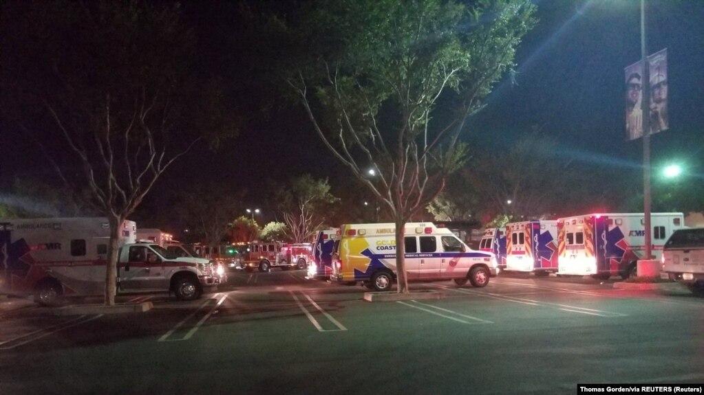 Полиция США установила личность напавшего на бар в Калифорнии