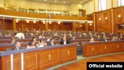 Косовскиот парламент.