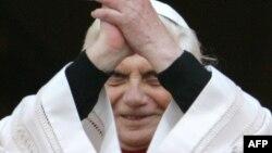 Йозеф Алоиз Ратцингер. Бывший Папа Римский