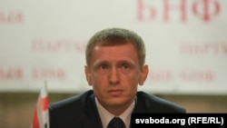 Belarus - The Congress of Belarusian Popular Front Party in Minsk 11Oct2014