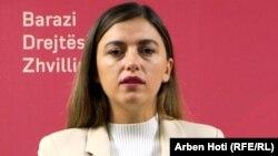 Ministrja e Drejtësisë, Albulena Haxhiu.