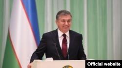 Президент Шавкат Мирзиëев. 08.12.2017.