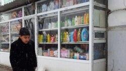 Aşgabat: Durmuşyň gymmatlamagy hususy dükanlara agyr zarba urýar