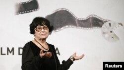 Кира Муратова на кинофестивале в Риме. 16 ноября 2012
