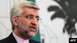 Шефот на преговарачкиот тим на Иран Саед Џалили