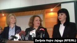 Përfaqësuese të Prokurorisë Speciale të Maqedonisë