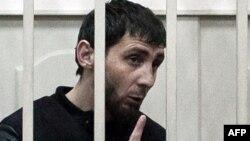 Заур Дадаев, подозреваемый в причастности к убийству российского оппозиционного политика Бориса Немцова.
