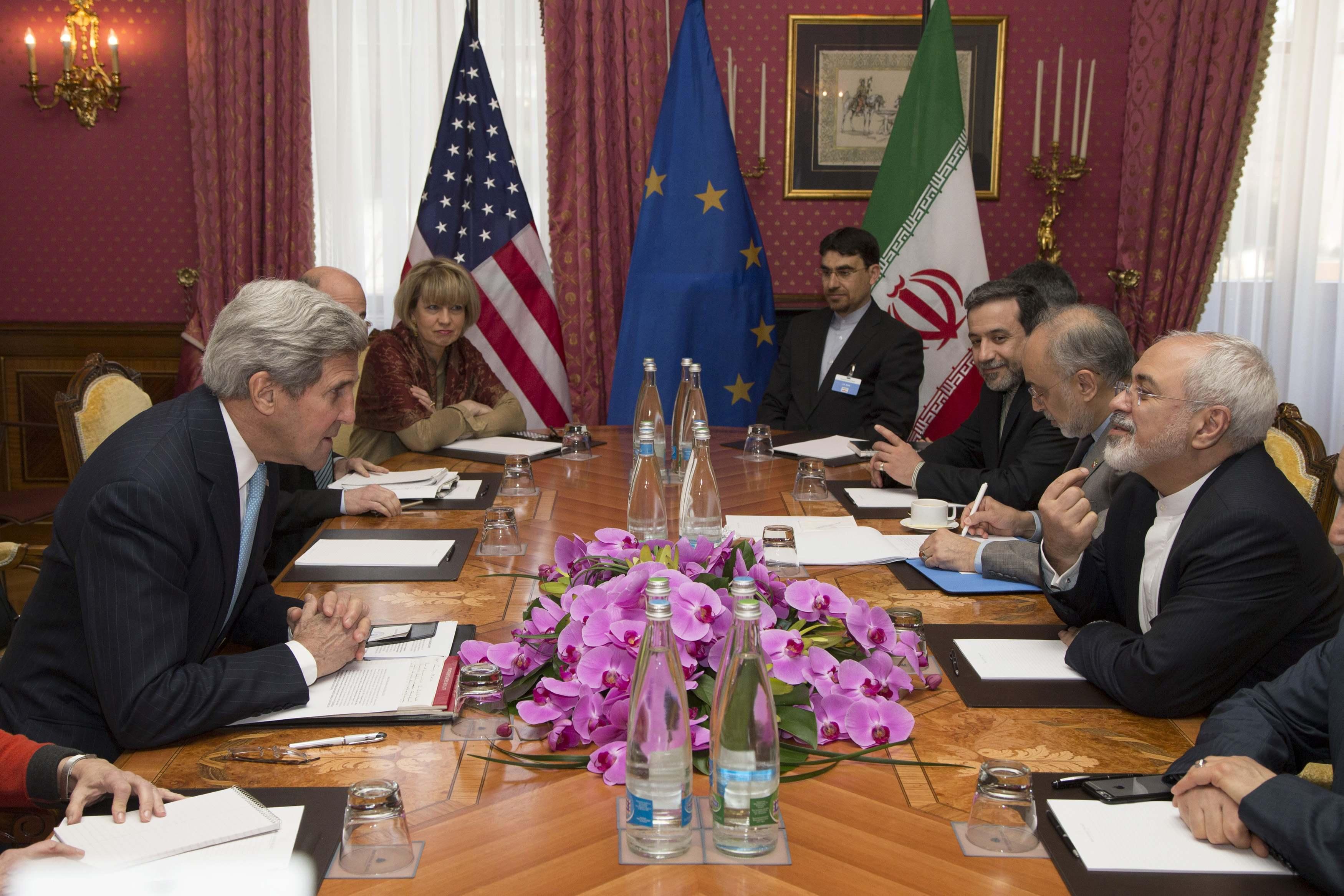 Iran Backs Away From Key Detalj i Nuclear Deal.
